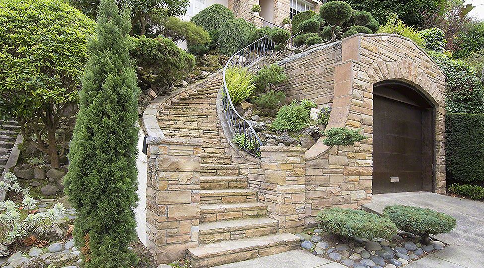 Retaining Wall Contractor – Useful Advice to Look After Garden Retaining Wall During Winter