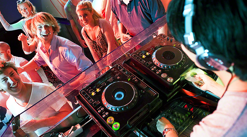 Don't forget about Hiring Party DJ!
