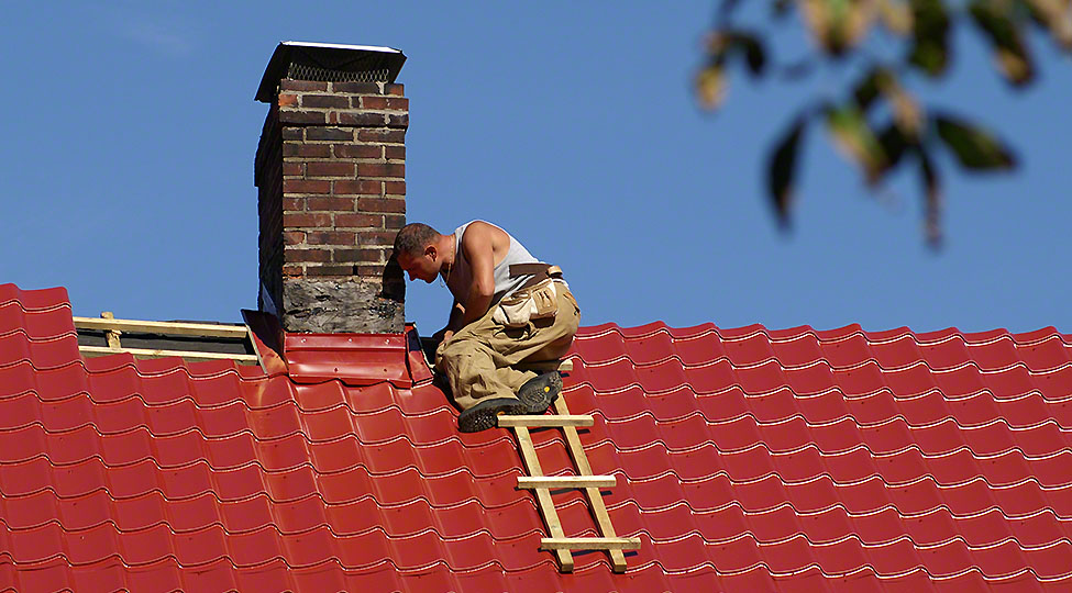 Hire a qualified chimney sweep