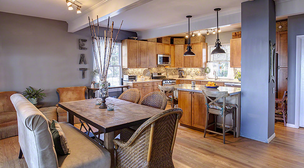 New kitchen and diningroom remodel