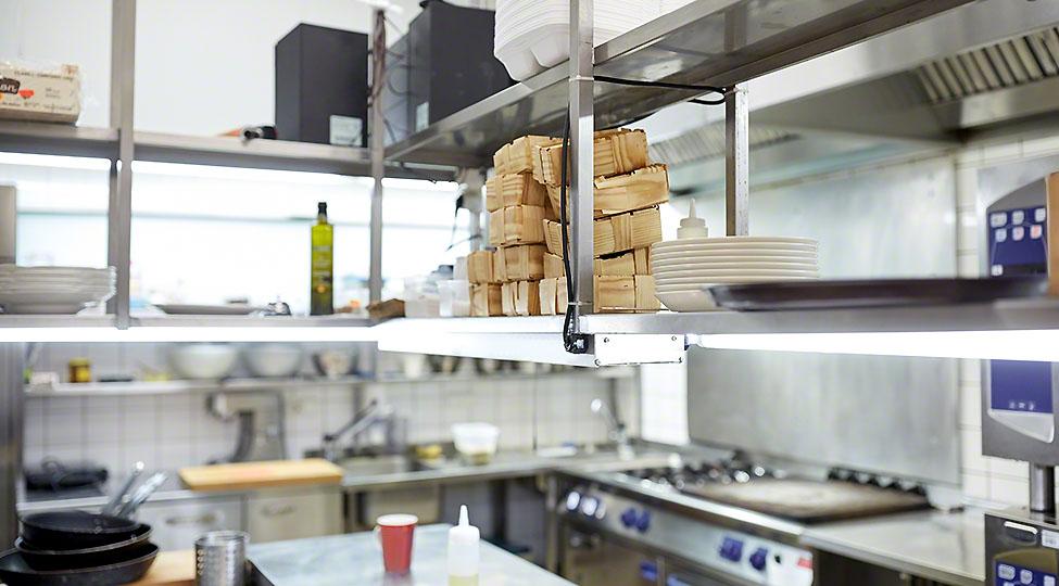 restaurant professional kitchen equipment