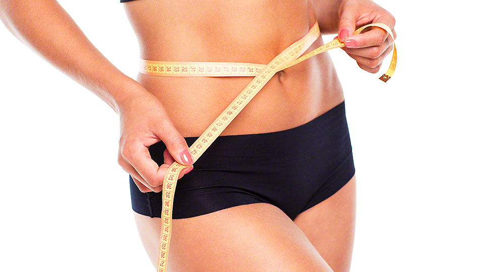 Lose weight by following healthy diet